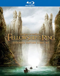 Lord of the Rings: Fellowship of the Ring (Blu-ray Disc)