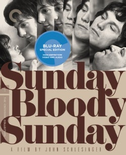 Sunday Bloody Sunday (Blu-ray Disc)