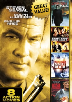 8-Film Action Pack: Vol. 3 (DVD)