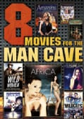 8-Movie Pack: Movies for the Man-Cave: Vol. 4 (DVD)