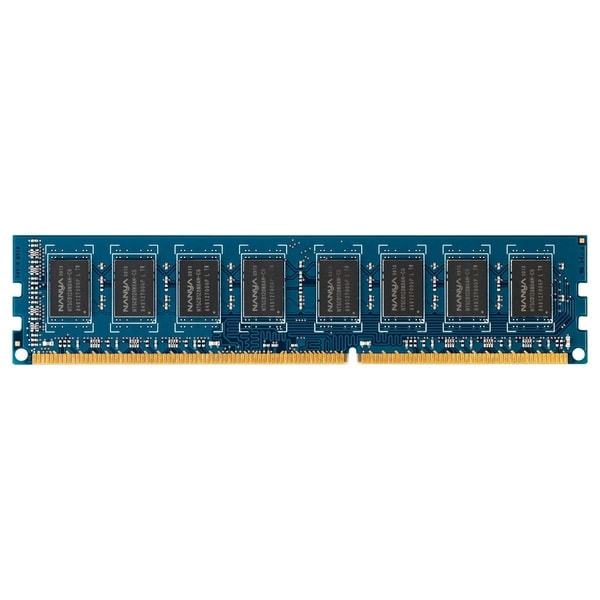 HP 2-GB PC3-12800 (DDR3- 1600 MHz) DIMM Memory