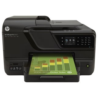 HP Officejet Pro 8600 N911A Inkjet Multifunction Printer - Color - Pl