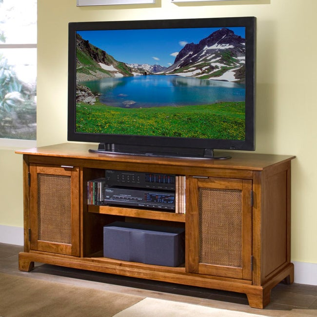 Home Styles Jamaican Bay TV Stand
