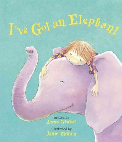 I've Got an Elephant (Paperback)