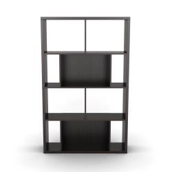 Monaco Espresso Book Display Case