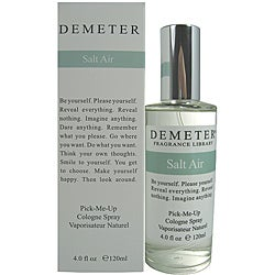 Demeter 'Salt Air' Women's Fresh Four-ounce Travel-sized Cologne Spray