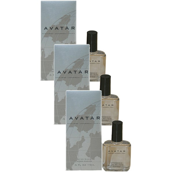 Coty 'Avatar' Men's 0.5-ounce Aftershave (Pack of 3)