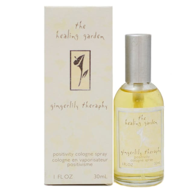 Coty The Healing Garden Gingerlily Therapy Women's 1-ounce Positivity Cologne Spray