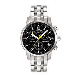 Tissot Men's PRC-200 Chronograph Watch