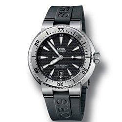 Oris Men's Stainless Steel Divers Watch