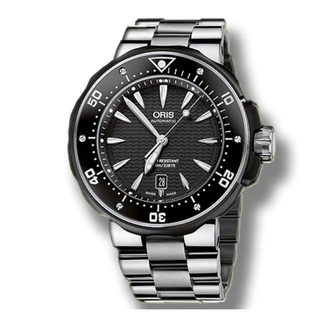 Oris Men's Pro Diver Date Watch
