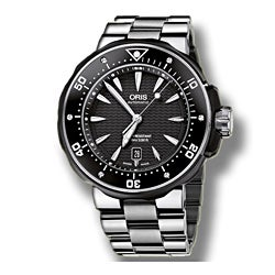 Oris Men's Pro Diver Date Watch
