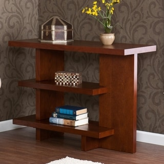 Upton Home Benton Brown Mahogany Sofa Table