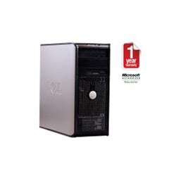 Dell OptiPlex 760 2.4GHz 1TB MT Computer (Refurbished)
