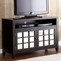 Upton Home Chapman Black TV/ Media Stand