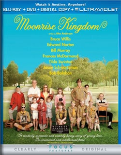 Moonrise Kingdom (Blu-ray/DVD)