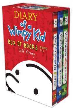 Diary of a Wimpy Kid: Diary of a Wimpy Kid / Rodrick Rules / the Last Straw (Hardcover)