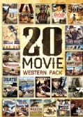 20-Film Western Pack (DVD)