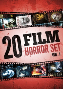 20-Film Horror Set: Vol. 1 (DVD)