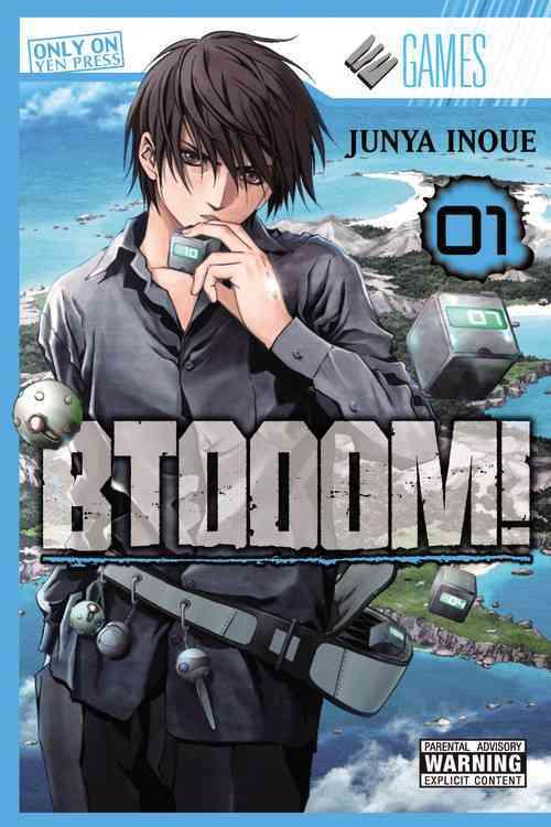 Btooom! 1 (Paperback)