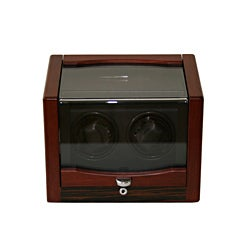 Rocket Matte Wood Double Watch Winder