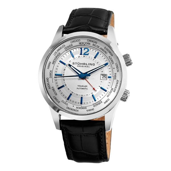 Stuhrling Original Men's Explorer Automatic Watch