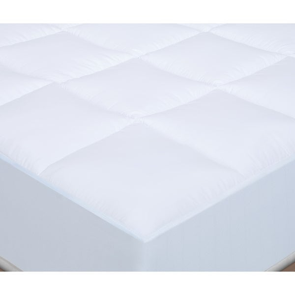 Bodipedic Essentials Comfort Fill Mattress Pad