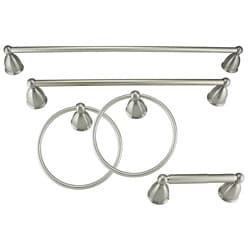 Danze Rosemont Brushed Nickel Bath Accessory Kit