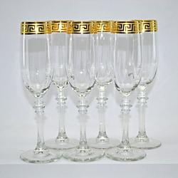 Italian Flute Wine Glass (Set of 6)