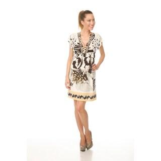 Women's White Mark 'Milano' Sundress