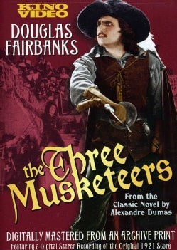 Three Musketeers (DVD)