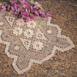 'Tuscany' Lace Doily or Placemat Set