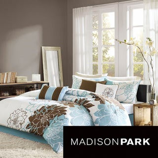 Madison Park Farrah 7-piece Comforter Set