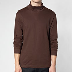American Apparel Fine Jersey Long Sleeve Turtleneck (XL)