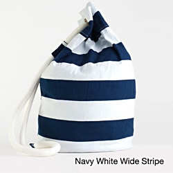 American Apparel Cotton Cinch Rope Tote