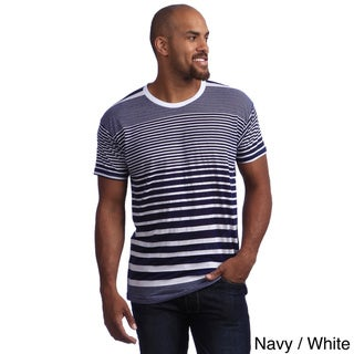 American Apparel Unisex Multi-Stripe Tee