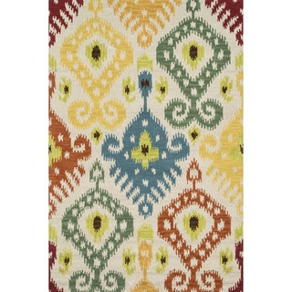 Montague Multi Wool Rug (3'6 x 5'6)