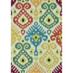 Montague Multi Wool Rug (2'6 x 7'6)