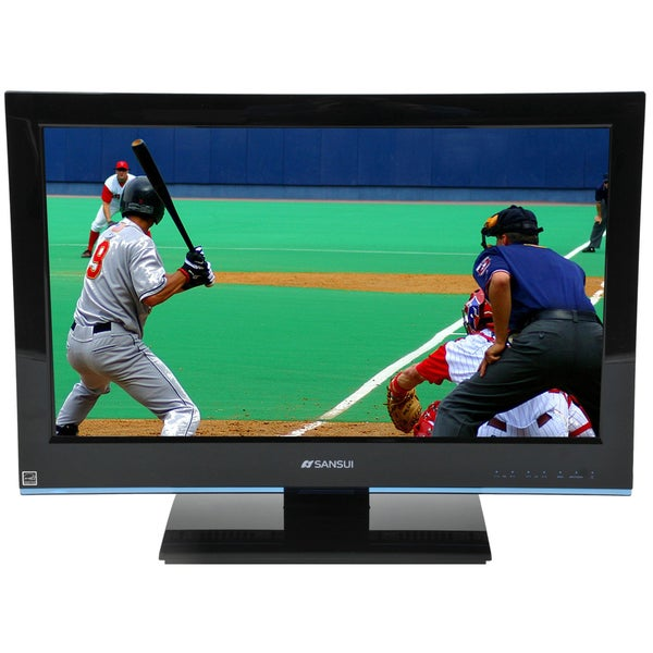 "Sansui Signature SLED2480 24"" 1080p LED-LCD TV - 16:9 - HDTV 1080p"