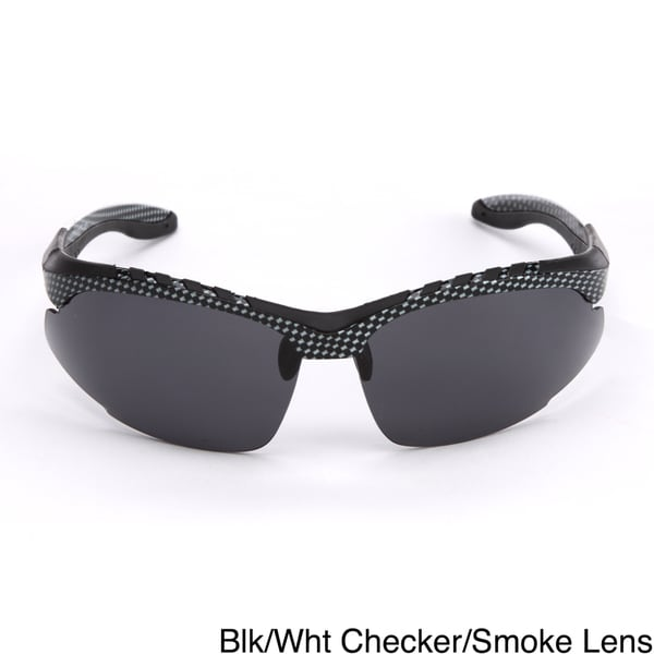 Chili's Men's L91202 Lockoff Sport Sunglasses