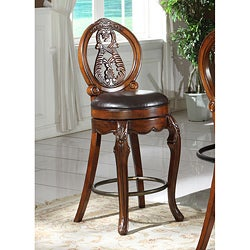 Winsor Classic Auto-Swivel Bar Stools (Set of 2)
