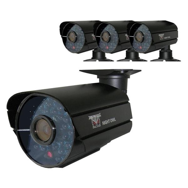 Night Owl CAM-4PK-600 Surveillance Camera - Color