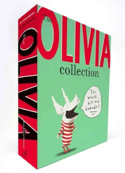 The Olivia Collection: Olivia / Olivia Saves the Circus / Olivia...and the Missing Toy / Olivia Forms a Band / Ol... (Hardcover)