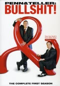 Penn & Teller: Bullshit!: The Complete First Season (DVD)