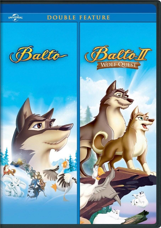 Balto/Balto II: Wolf Quest (DVD)