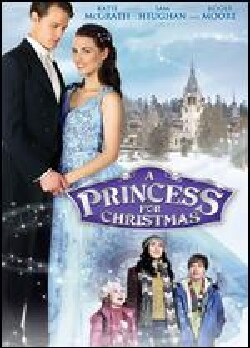 A Princess For Christmas (DVD)