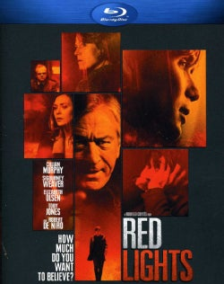 Red Lights (Blu-ray Disc)