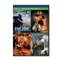 King Kong/The Mummy/The Scorpion King/Van Helsing (DVD)