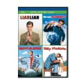 Liar Liar/Bruce Almighty/Happy Gilmore/Billy Madison (DVD)