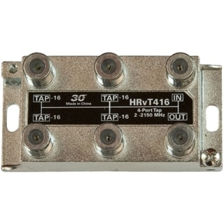 Sonora 16 dB 4-Port Vertical Tap (Directional Coupler), 2-2150 MHz